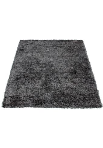 Hochflor - Teppich, »Alga«, Bruno Banani, rechteckig, Höhe 40 mm, handgewebt kaufen