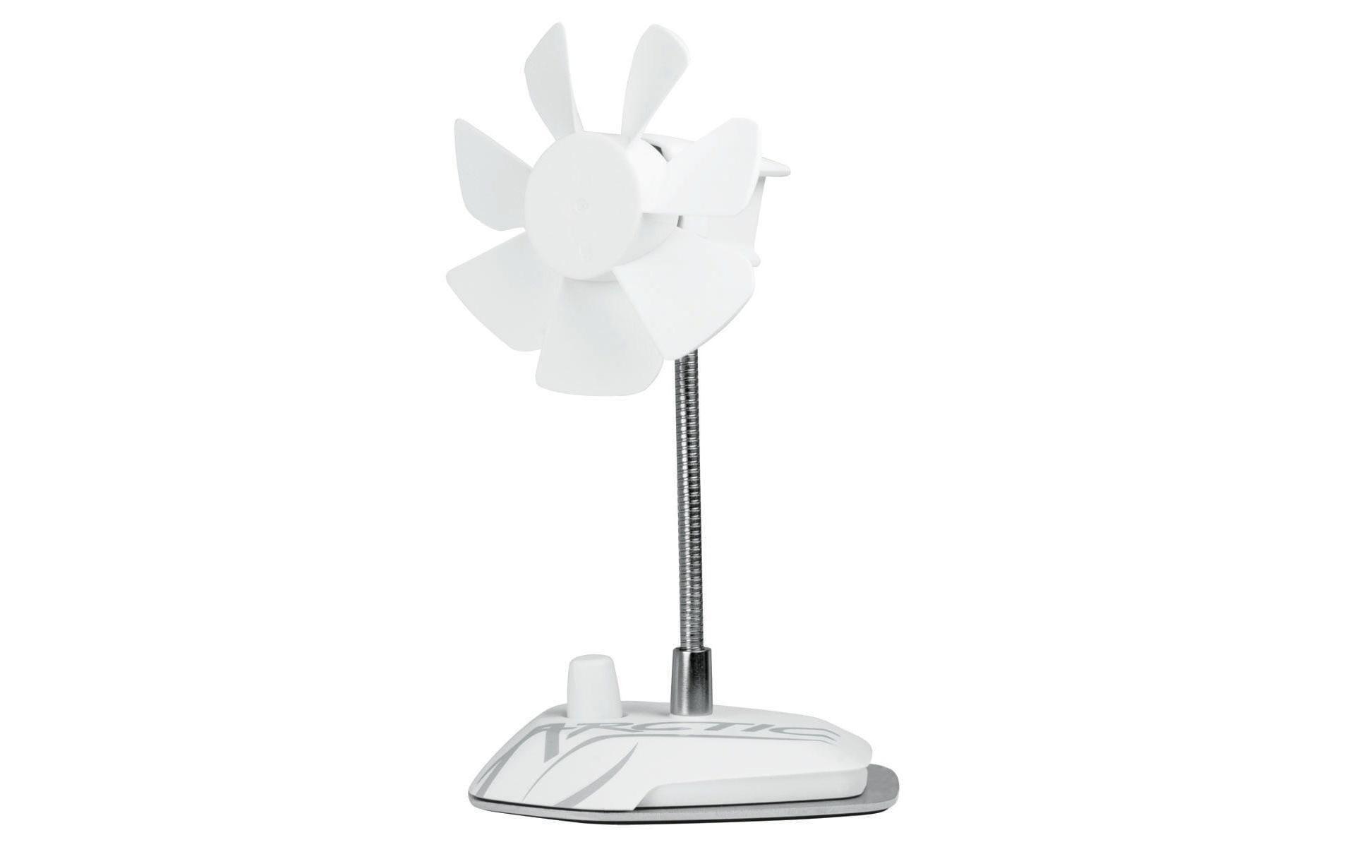 Image of USB-Tischventilator, ARCTIC COOLING, »Breeze, Weiss«