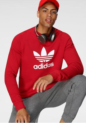 adidas Originals Sweatshirt »TREFOIL WARM - UP« kaufen