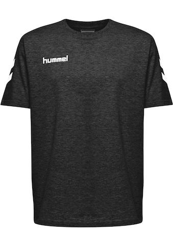 hummel T-Shirt »HMLGO COTTON T-SHIRT SHORTSLEEVE« kaufen