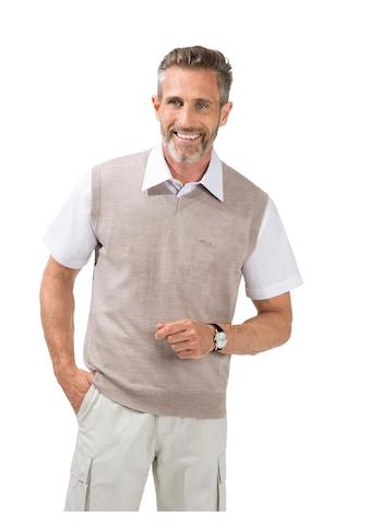 Marco Donati V-Ausschnitt-Pullover »Pullunder« kaufen