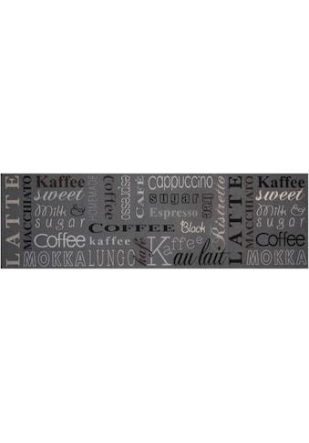 Küchenläufer, »Coffee Choice«, Zala Living, rechteckig, Höhe 5 mm, maschinell getuftet kaufen