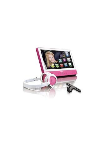 Portabler DVD Player, Lenco, »TDV - 901 Pink« kaufen