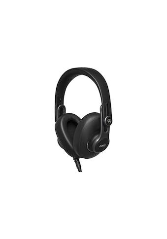 AKG Over-Ear-Kopfhörer »K371 Schwarz« kaufen