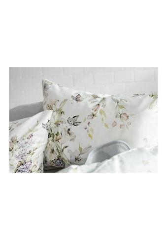 Divina Kissenbezug »Mako Satin Blossom«, (1 St.) kaufen