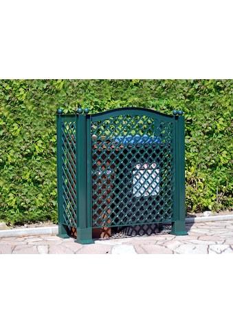 KHW Mülltonnenabtrennung Kunststoff, BxTxH: 110x49x119 cm kaufen