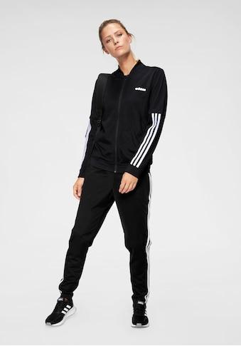adidas Performance Trainingsanzug »BACK 2 BASICS 3 - STREIFEN« (Set, 2 tlg.) kaufen