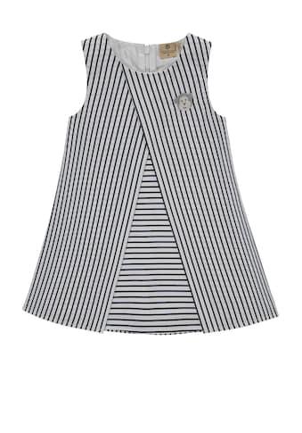 Bellybutton Kleid gestreift Asymetrisch kaufen