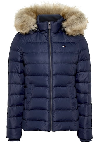 TOMMY JEANS Daunenjacke »TJW BASIC HOODED DOWN JACKET« kaufen