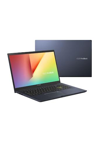 Asus Notebook »15 X513EA-BQ1281T«, (Intel Core i7 Iris Xe Graphics\r\n 512 GB SSD) kaufen