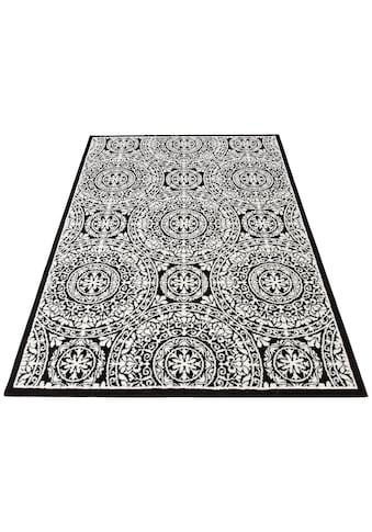 Teppich, »Mavis«, Home affaire, rechteckig, Höhe 13 mm, maschinell gewebt kaufen