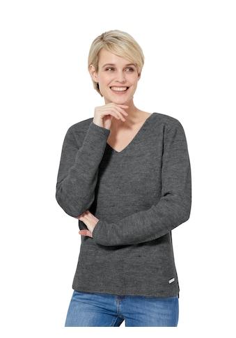 Casual Looks Pullover mit Seitenschlitzen kaufen