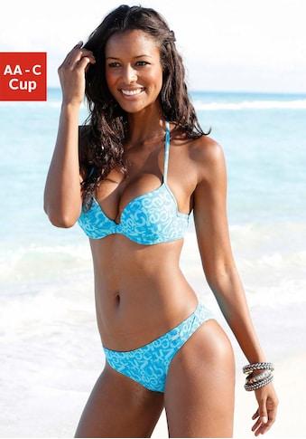 Venice Beach Push - Up - Bikini - Top »Karibik« kaufen