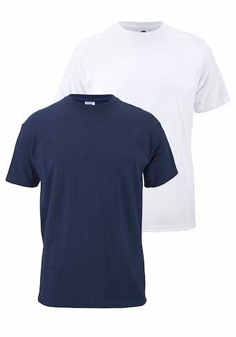 Fruit of the Loom T-Shirt, aus reiner Baumwolle kaufen