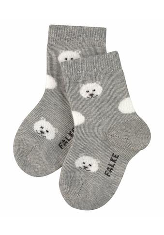 FALKE Socken »Baby Polar Bear«, (1 Paar), aus hautfreundlicher Baumwolle kaufen