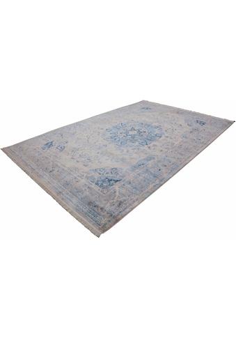 Teppich, »Vintage 701«, LALEE, rechteckig, Höhe 7 mm, maschinell gewebt kaufen