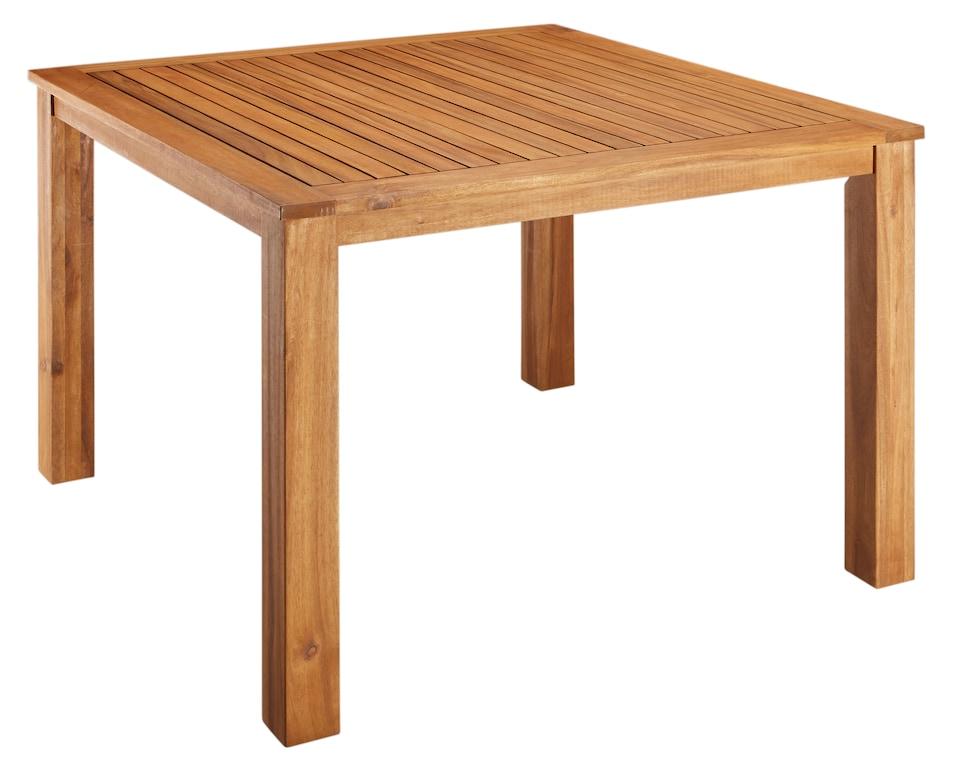 Merxx Gartentisch Toskana Akazienholz 110x110 Cm Braun Jetzt