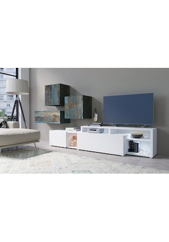 TRENDMANUFAKTUR Wohnwand »Vento«, (Set, 4 St.) kaufen