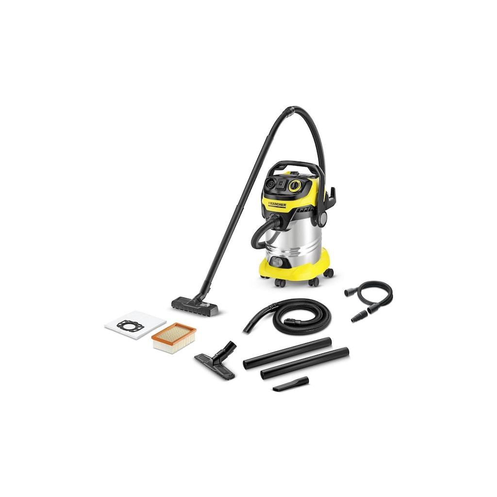 KÄRCHER Industriesauger »WD 6 P Premium Renovation CH-Version«