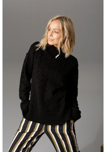 Aniston CASUAL Stehkragenpullover kaufen