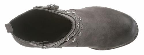 Tom Tailor Stiefelette ab 94.90 online kaufen | Gutes Gutes Gutes Preis-Leistungs, es lohnt sich 514cdf
