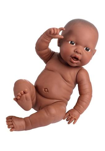 """Bayer Babypuppe """"Newborn Baby Black Girl"""" (1 - tlg.) kaufen"""