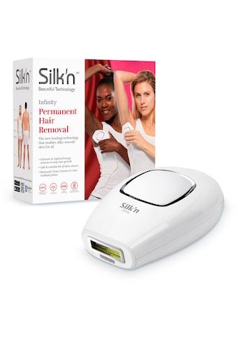 Silk'n HPL-Haarentferner »Silk`n Infinity«, 400.000 Lichtimpulse, für alle Haut- und... kaufen