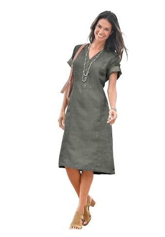 Casual Looks Kleid in weich fliessender Qualität kaufen