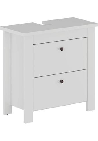 WELLTIME Waschbeckenunterschrank »Keri«, Breite 63 cm kaufen