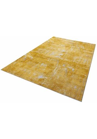 Teppich, »Goldfarbenen Gate«, MINT RUGS, rechteckig, Höhe 10 mm, maschinell gewebt kaufen