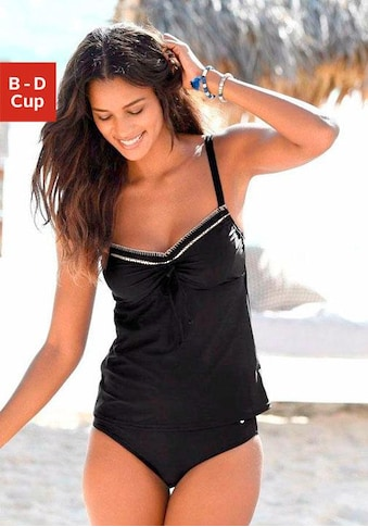 s.Oliver Beachwear Bügel - Tankini kaufen