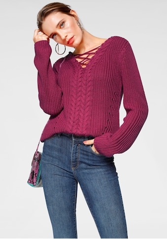 Laura Scott V - Ausschnitt - Pullover kaufen