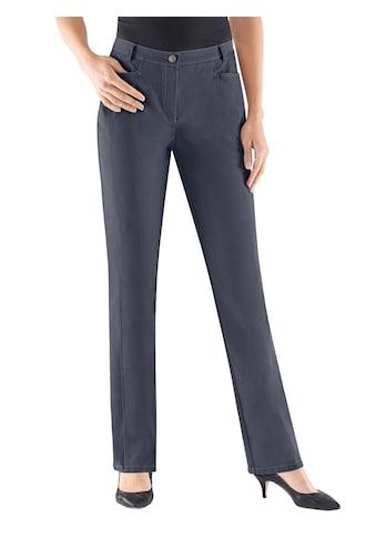 Casual Looks Hose mit spezieller Hohlfaserstruktur kaufen