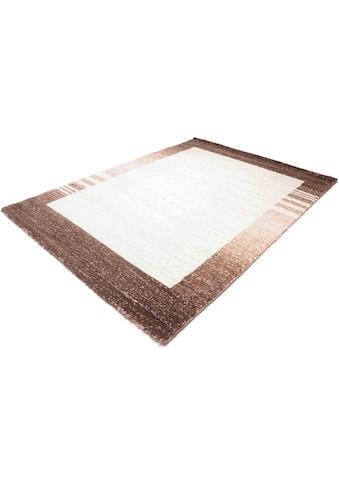 Böing Carpet Teppich »Gabeh 3399«, rechteckig, 20 mm Höhe, Gabeh Design, mit Bordüre,... kaufen