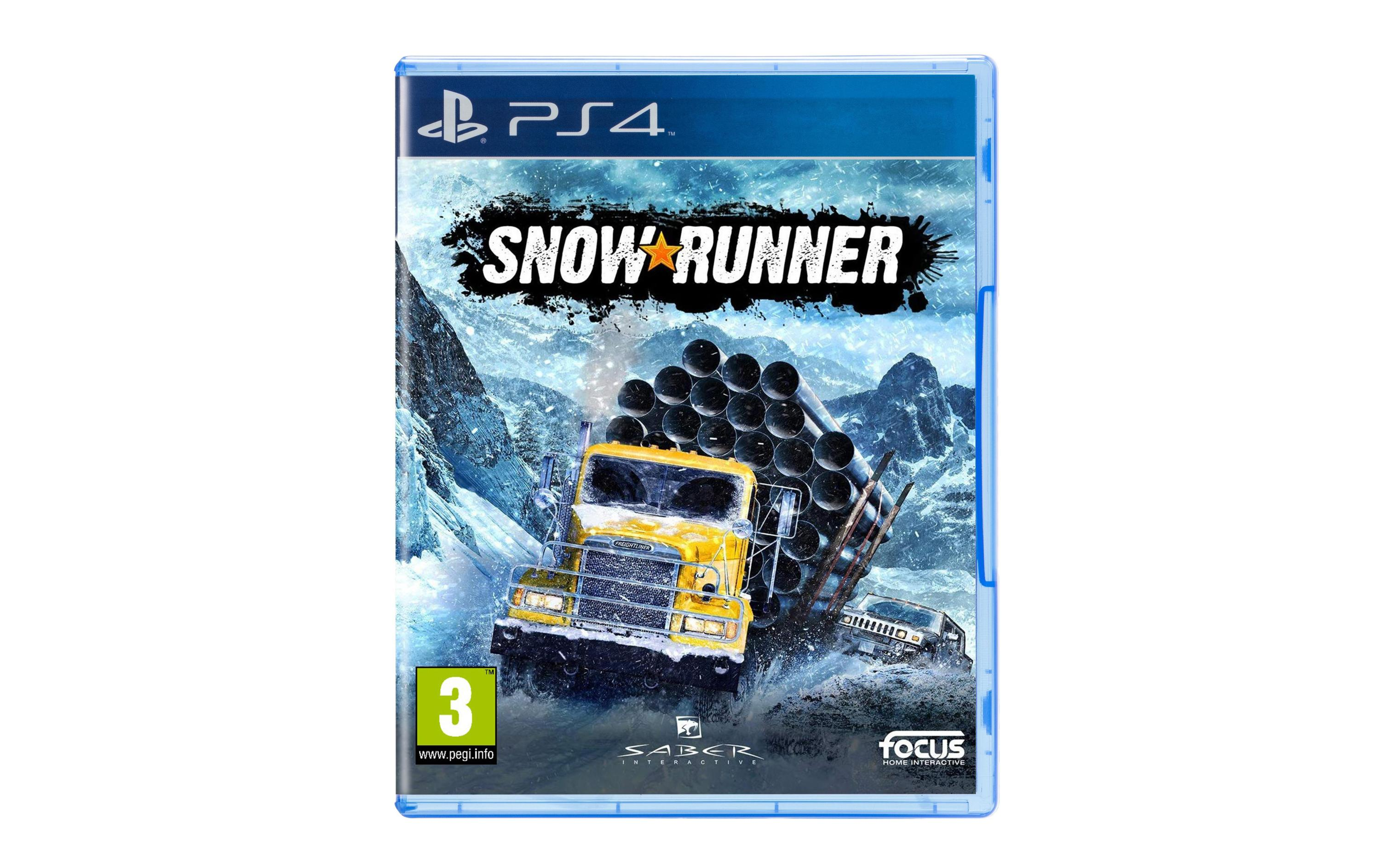Image of Astragon Spiel »SnowRunner«, PlayStation 4