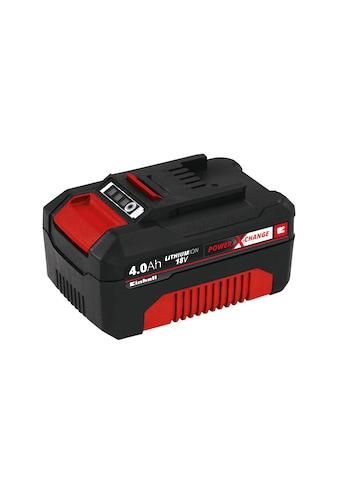 Einhell Akku »Power-X-CHANGE 18V 4.0Ah«, 4000 mAh, 18,0 V kaufen