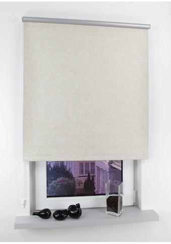 Seitenzugrollo »Easy«, Liedeco, verdunkelnd, freihängend kaufen
