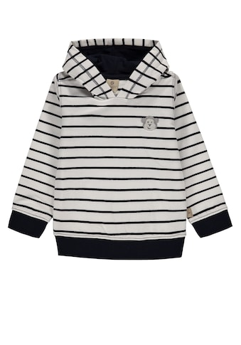 Bellybutton Sweatshirt gestreift m. Kapuze kaufen
