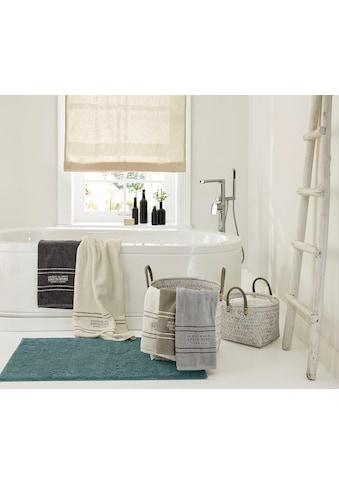 Guido Maria Kretschmer Home&Living Badematte »Portol«, Höhe 15 mm, rutschhemmend beschichtet kaufen