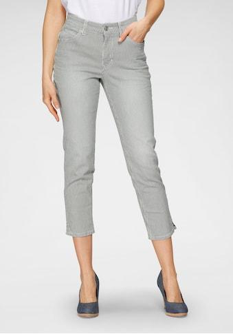MAC 7/8-Jeans »Melanie Summer«, Mit kleinem Schlitz am Saum kaufen