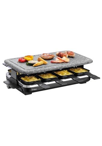 Trisa Raclette »Hot Stone«, 8 St. Raclettepfännchen, 1500 W kaufen