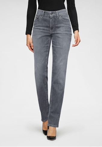 MAC Gerade Jeans »Melanie Smart«, Nieten an der vorderen Taschen kaufen