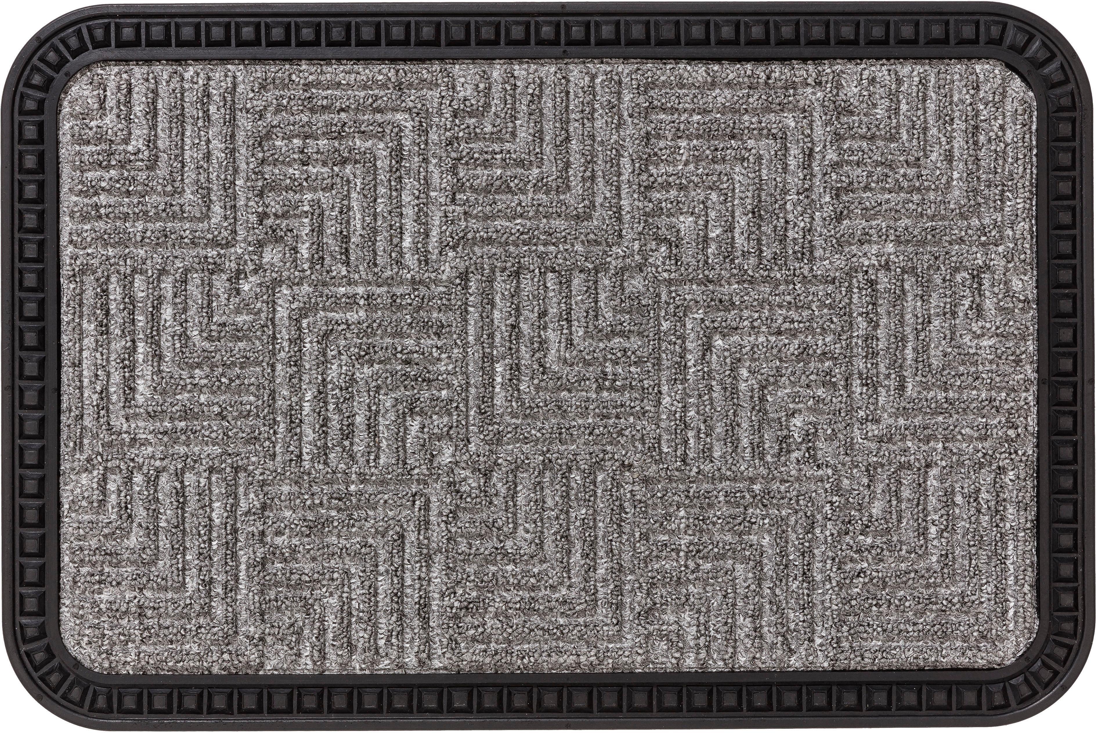 Image of ASTRA Fussmatte »Border Star 2«, rechteckig, 8 mm Höhe, Schmutzfangmatte, In -und Outdoor geeignet