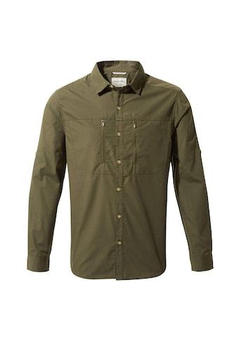 Craghoppers Langarmhemd »Herren Kiwi Boulder« kaufen