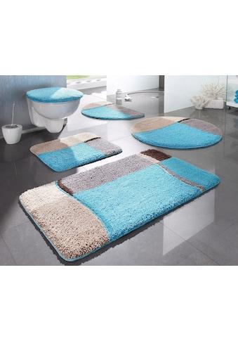 my home Badematte »Belio«, Höhe 20 mm, fussbodenheizungsgeeignet kaufen