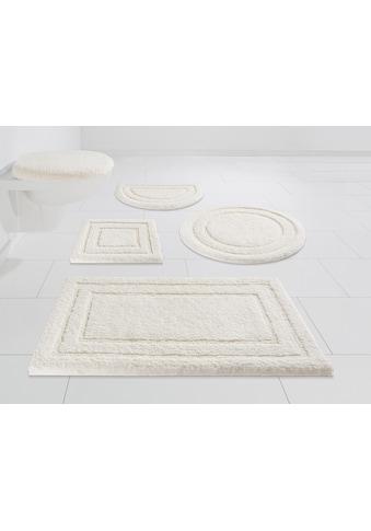 Badematte »Soho«, Kleine Wolke EXKLUSIV, Höhe 30 mm, rutschhemmend beschichtet kaufen