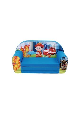 Knorrtoys® Sofa »Fireman«, für Kinder kaufen
