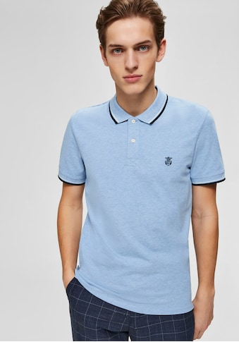 SELECTED HOMME Poloshirt »NEW SEASON POLO« kaufen
