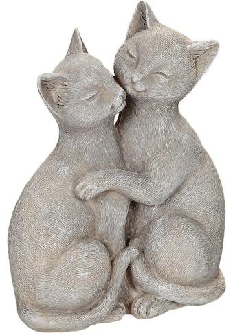 Home affaire Dekofigur »Katzenpärchen« kaufen
