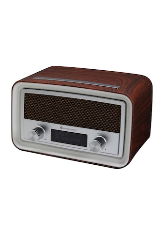Soundmaster Radiowecker »UR190 Braun«, (CD Digitalradio (DAB+)-FM-Tuner ) kaufen